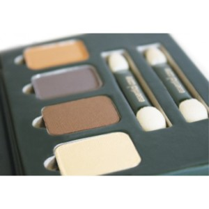 100-0022 EC earth eyeshadow palette