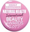 2017- highly commended -range sensitive allergy prone skin
