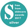 2017- shampoo Free_From_Awards_2017_Silver_100x100