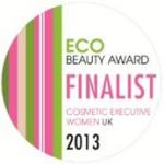 Finalist CEW Awards category ECO