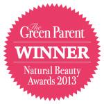 Green_Parent_2013_award_winner
