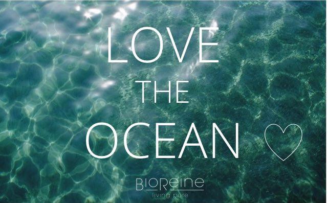 bioreine - love the ocean - no microbeads*