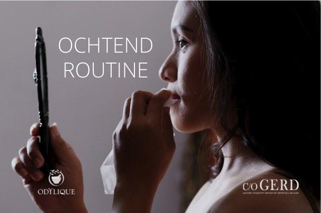 ochtendroutine odylique gerd bioreine*