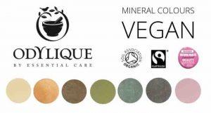 NIEUW! Minerale oogschaduw van Odylique
