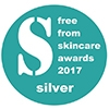 2017- shampoo Free_From_Awards_2017_Silver_100x100