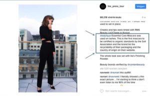 Emma Watson kiest voor Essential Care mascara