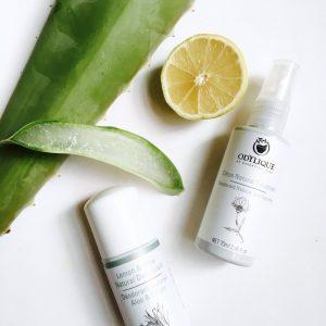 Odylique lanceert natuurlijke deodorant